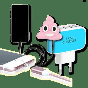Chargeur et cable Misternours